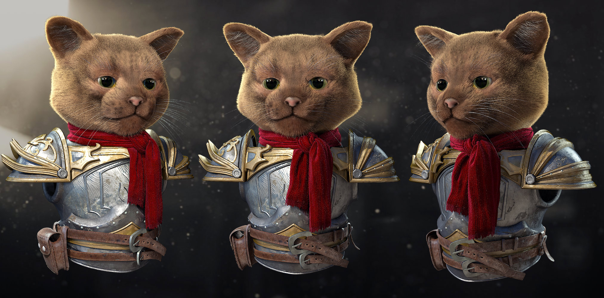 Cat Warrior