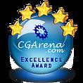Cgarena Excellence Award